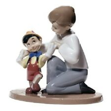 Nao by Lladro Pinocchio's First Steps