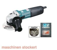Makita Winkelschleifer, GA5040 CZ1, regelbar, 125 mm, 1.400 Watt, Trennschleifer