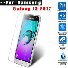 New Tempered Glass Screen Protector Protective Glass For Samsung Galaxy J3 2017
