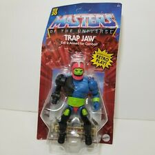 Masters of the Universe Origins Trap Jaw Toy Sale Action Figure DAMAGED BOX MOTU