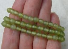 """18"""" NECKLACE of Jade from India"""