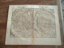 1575 - COSMOGRAPHIA UNIVERSALE Munster, COLMAR Colmer Kolmar, Grand Est, France