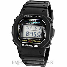 G-SHOCK Men's Adult Wristwatches with Alarm