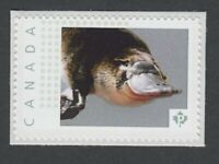 PLATYPUS Canada Picture Postage stamp  p75sn2