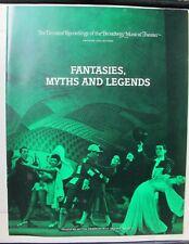 Franklin Mint Broadway Collection Fantasies Myths & Legends