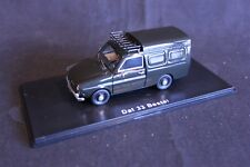 QSP Model Collection DAF 33 Bestel 1:43 Dark Grey