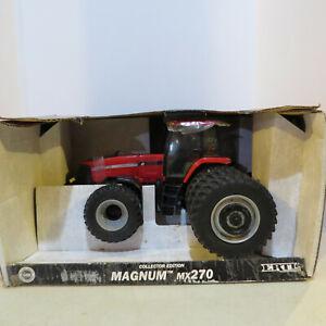 Ertl Case IH MX270 MFD Tractor Collector Edition 1/16 CIH-14101A-B