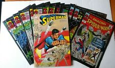 15 Amazing Spiderman Volume Collectible Series Comics SUPERMAN SPECIAL EDITION