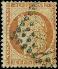France Scott #59b Used  Orange Type II
