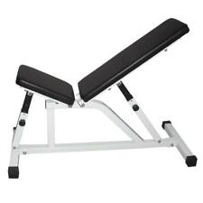 Indoor Adjustable Barbell Fitness Flat Incline Decline Bench Gym Weight Workout