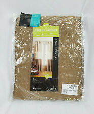 "JCP Home Studio Warm Spice Trio Colors Grommet Curtain Panel, 50""x63"""