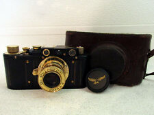 LEICA-II(D) KOMMANDO der SCHULEN der LUFTWAFFE WWII VINTAGE RUSSIAN 35mm CAMERA