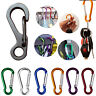 '10pcs Aluminum Alloy Carabiner Spring Snap Clip Hooks Keychain Climbing Hook' from the web at 'https://i.ebayimg.com/thumbs/images/g/1C4AAOSwcLxYKngj/s-l96.jpg'