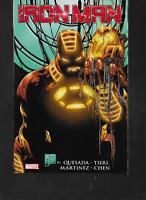 Iron Man by Quesada, Tieri, Chen & more 2013, TPB Marvel Comics OOP