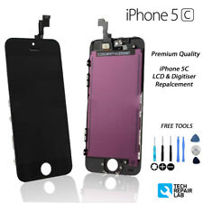 **NEW** Replacement LCD & Digitiser Touch Screen Digitiser FOR iPhone 5C - BLACK