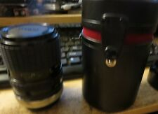 vintage Sigma film camera lens Standard Zoom CA 2.8-4 35-70mm