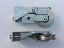 Patio Door Wheels/Rollers. Aluminium sliding doors.   Fitting advice included!
