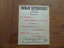 1957 Shepherd Blues, piano solo by Moe Koffmann