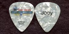 Toby Keith 2012 Live In Overdrive Tour Guitar Pick! Joey custom concert stage