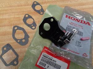 GENUINE 16600-Z8B-900 HONDA AUTO CHOKE PLATE 16620-Z8D-842 THERMO WAX GCV160 HRR