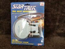 """1988 Star Trek The Next Gen ~ """"U.S.S. Enterprise"""" Detachable Saucer Section"""