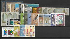 Malta    - 1980-1    Mint Stamps    MNH - VF #  Y.T.  lot