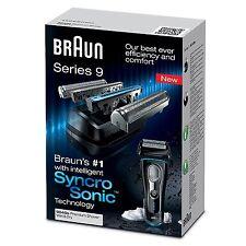 Braun Serie 9 9040s HOMBRE SIN CABLE húmedo y Seco Recargable Máquina de Afeitar