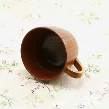 Milk Cup Beer Cup Natural Wood Tea Cup Wooden Cup Cup Mug Handmade