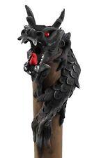 Smoking Dragon incense Burner - Ash Catcher - Incense stick burner Black