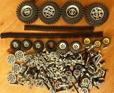 Lego Technik Technic Konvolut 330 Teile Zahnräder Verbinder 90 Kettenglieder etc