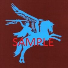 P COMPANY PEGASUS BADGE Transfers/Decals - WATER TRANSFER 5 x 5cm