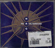 NRG-the Real Hardcore cd maxi single