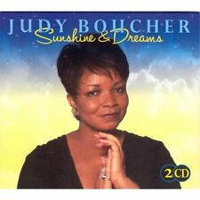 "Judy Boucher ""Sunshine & Dreams"" 2CD Set NEW & SEALED 1st Class Post From The UK"