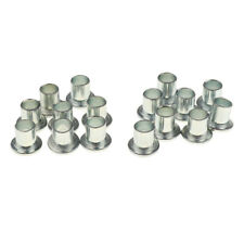Pack of 16 Pcs Iron Roller Skate Wheels 608, 688 Bearing Bushing Spacer 8mm