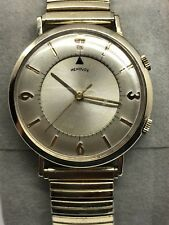 Vintage LeCoultre Memovox Mens Watch    *Pristine Condition* Rare Estate Find!
