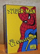 Spider-Man: The 67 Classic Collection (DVD, 2004) 6-Disc 52 TV episode original
