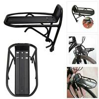 Mountain Road Bike Front Pannier Shelf Bicycle Luggage Carrier Cycling Rack Tool