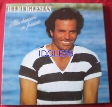 Disques vinyles 33 tours Julio Iglesias