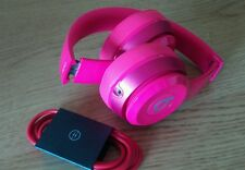 Original Genuine Beats By Dr Dre Solo 2.0 (Dark Pink) great condition