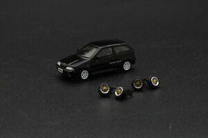 BM Creations 1/64 Suzuki Swift GTi 1989 Black