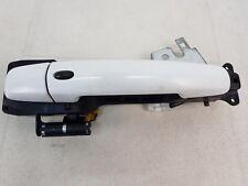 SUZUKI SWIFT 04-10 3DR FRONT PASSENGER LH KEYLESS EXTERIOR DOOR HANDLE WHITE 26U