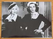 """Ancienne Photo de Film , """" Marilyn Monroe et Jane Russel """" ,Argentique , Vintage"""