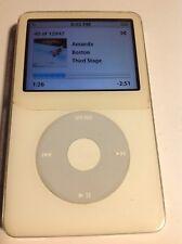 Apple iPod classic 5th Generation White  80 GB