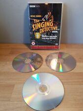 The Singing Detective 3 DVD Box Set Region 2 Dennis Potter (Fast & Free Post)