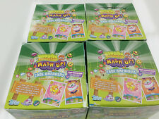 Topps Moshi Monsters Code Breakers Card Game Booster Box (50 packs) x 4 Boxes