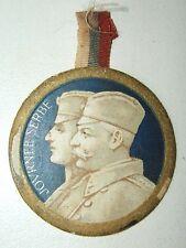 INSIGNE DE JOURNEE 14 /18 - JOURNEE SERBE 1916