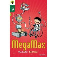 Oxford Reading Tree All Stars: Oxford Level 12: MegaMax by Lester, Cas | Paperba