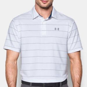 Under Armour Heat Gear Play Off Polo Shirt 1253479-109