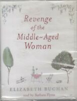Elizabeth Buchan Revenge Of The Middle Aged Woman 4 Cassette Audio Book NEW*