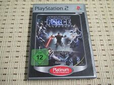 Star Wars The Force Unleashed für Playstation 2 PS2 PS 2 *OVP* P